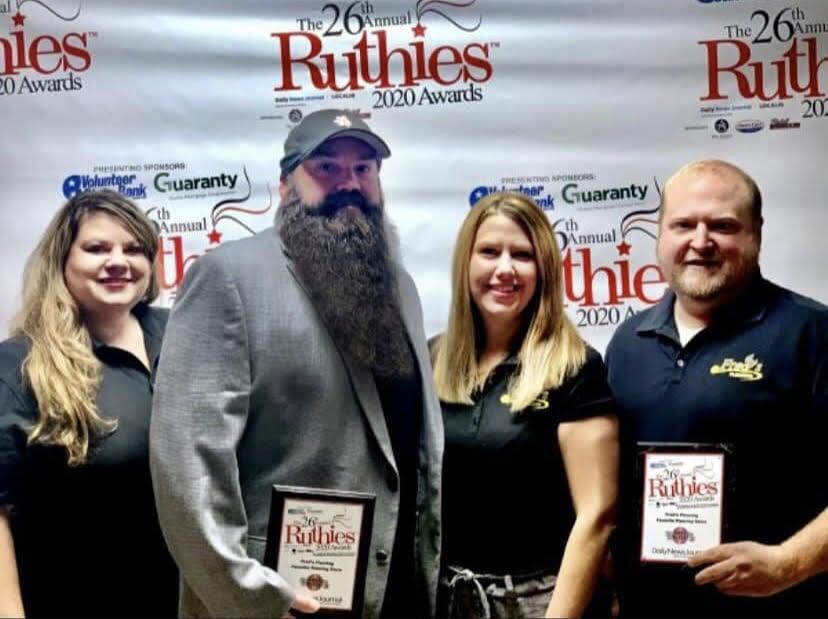 2020 Ruthies Award Winner - Favorite Flooring Store