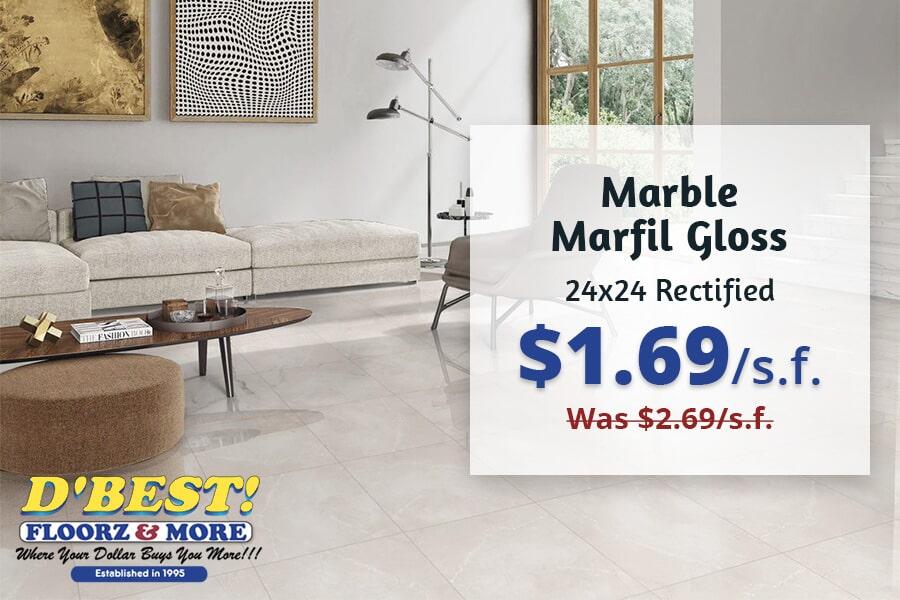 Marble Marfil Ambiente