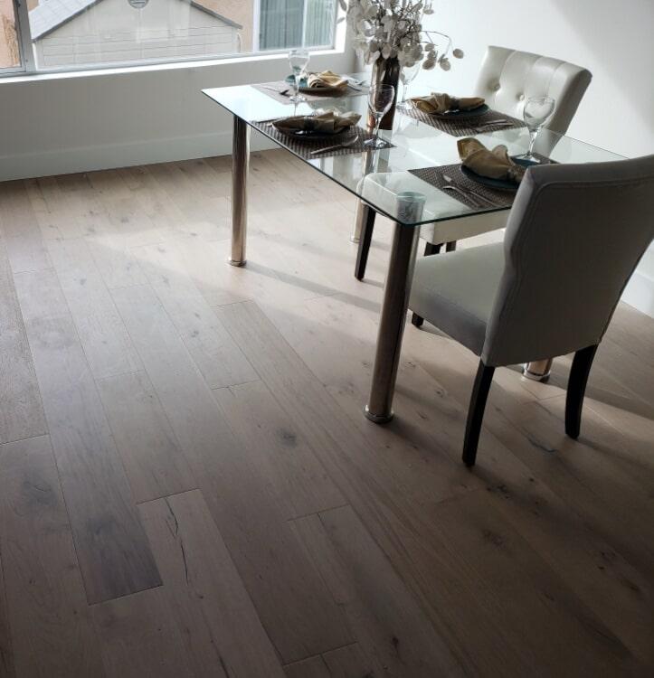 Hardwood flooring in Fallbrook, CA from Hardwood Floors Outlet