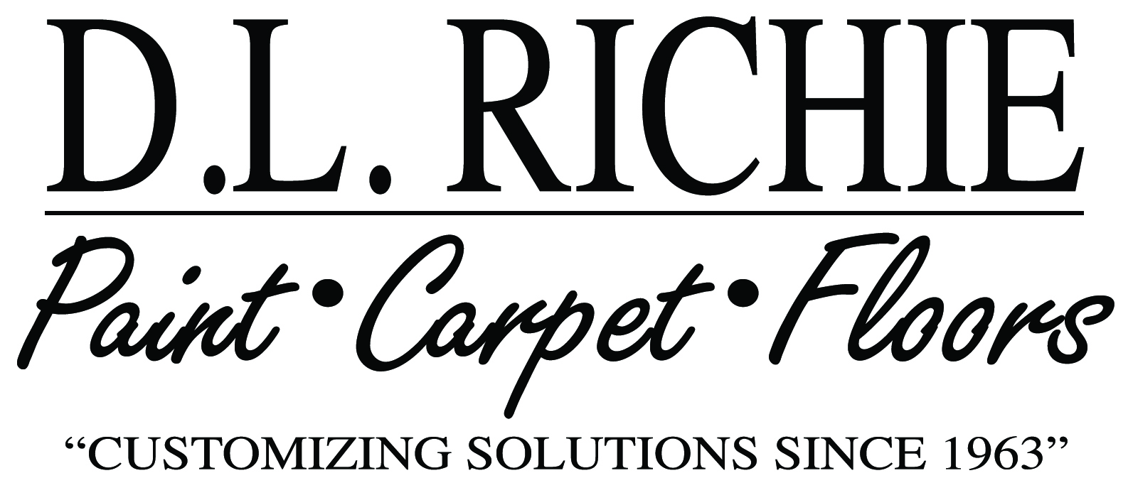 D.L Richie Paint n' Decorating Center in Greater Pittsburgh