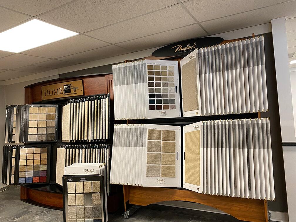 """Carpet flooring in Jasper, GA from Slater's """"More Than Just"""" Floors"""