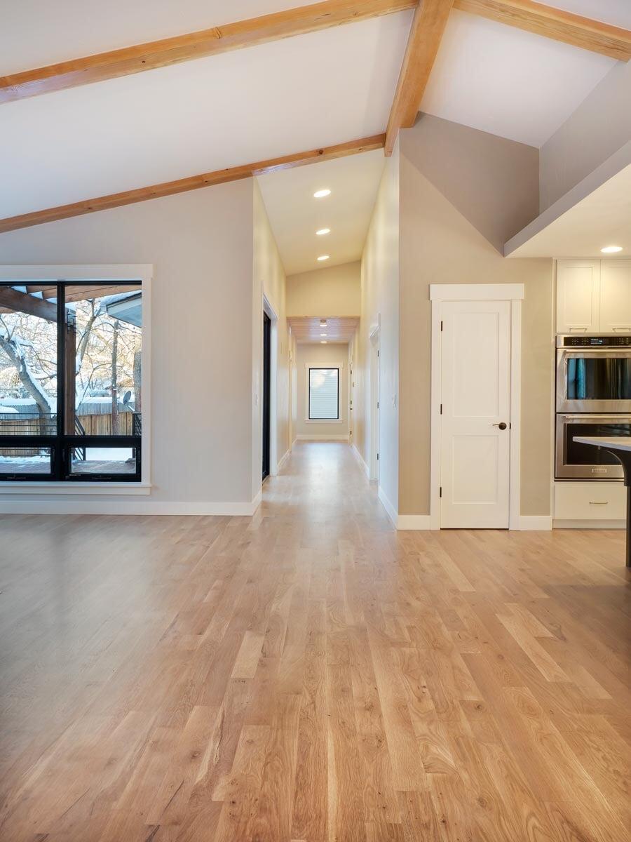 Hardwood flooring in Greeley, CO from JT Flooring