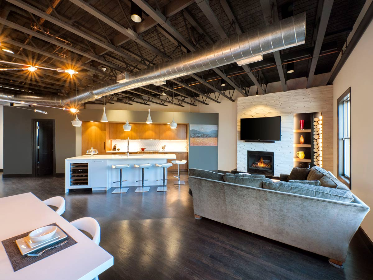 Gorgeous home renovation in Fort Collins, CO from JT Flooring