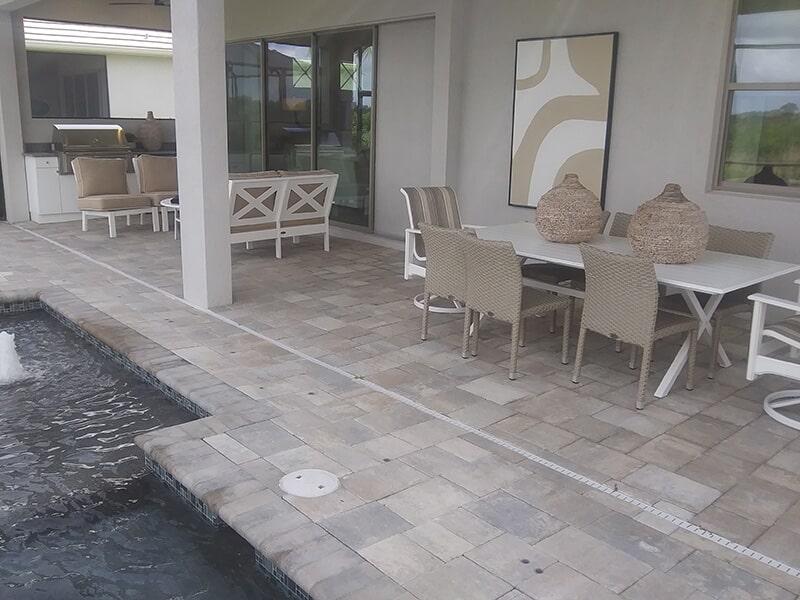 Custom outdoor flooring in Bradenton, FL from Manasota Flooring