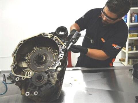 Conserto de câmbio automático
