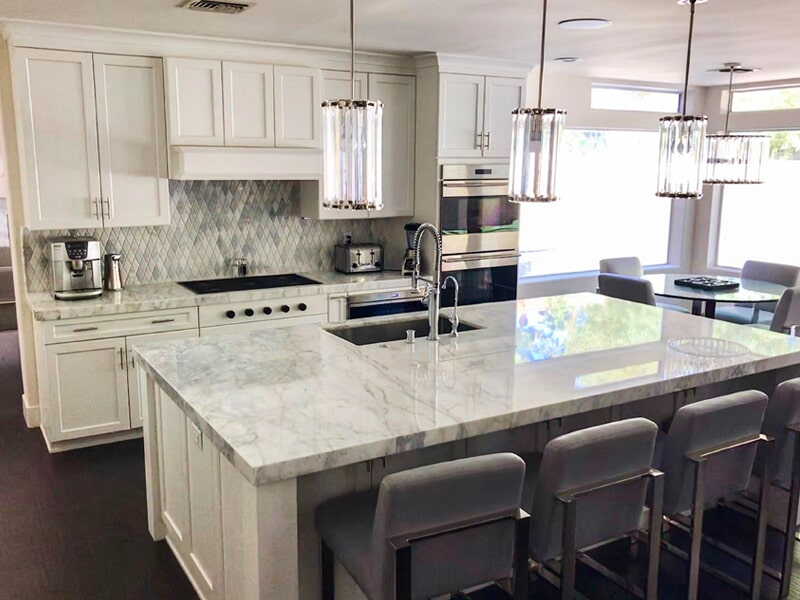 Countertops in Las Vegas, NV from GoPro Interiors
