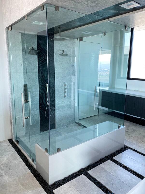 Bathroom tiles in Summerlin, NV from GoPro Interiors