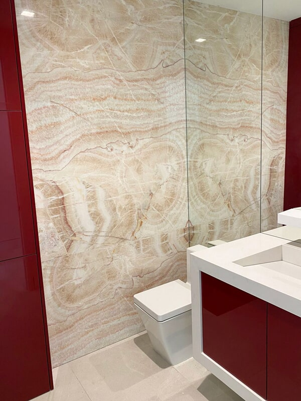 Bathroom tile in North Los Vegas from GoPro Interiors