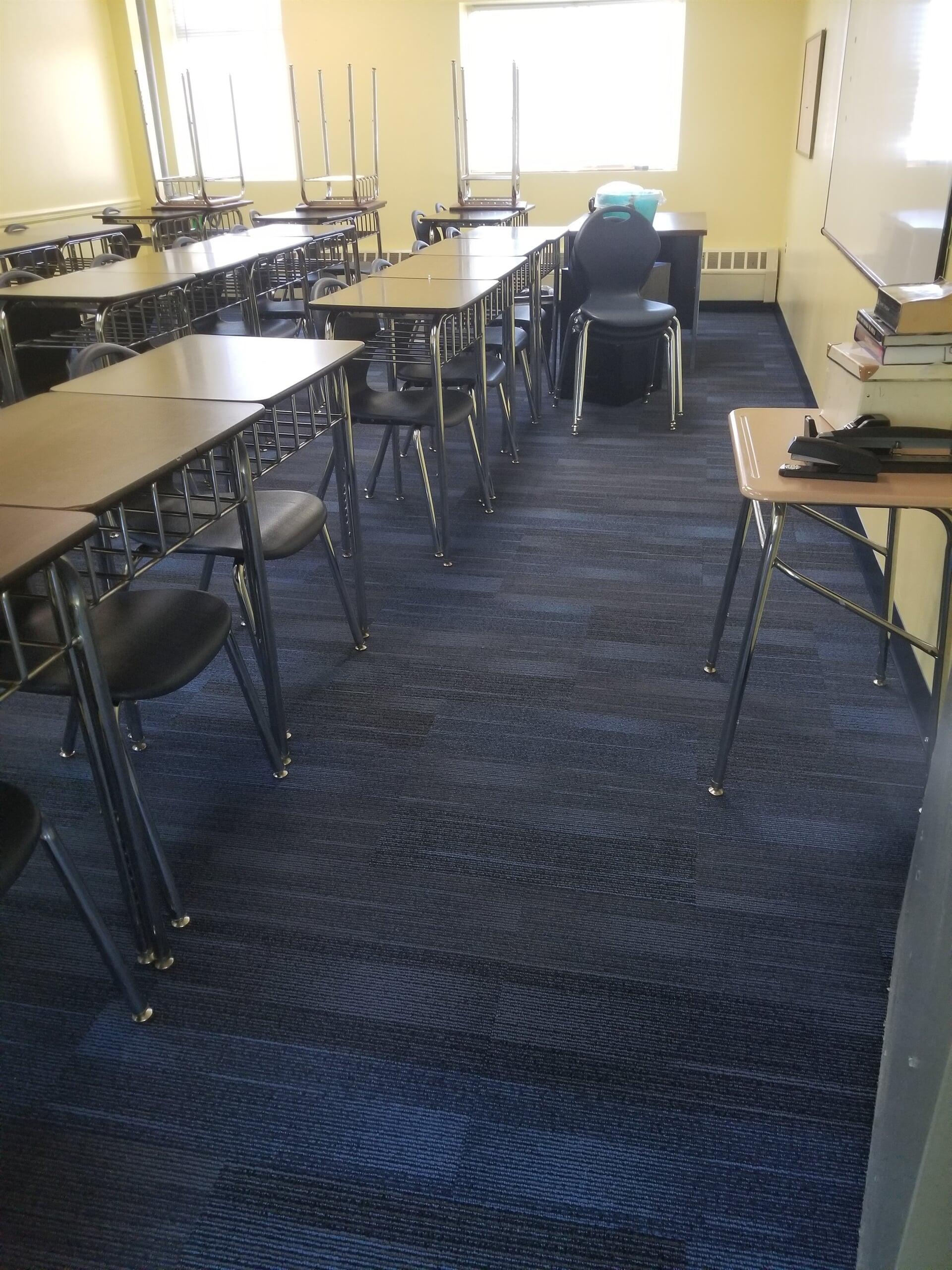 Commercial carpet in Poplar, PA from Philadelphia Flooring Solutions