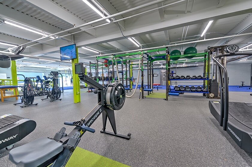 Gym flooring in Philadelphia, PA from Philadelphia Flooring Solutions