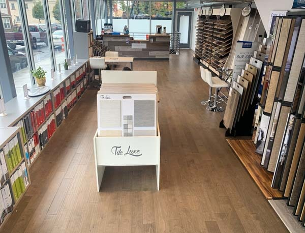 Flooring shop serving the Philadelphia, PA area