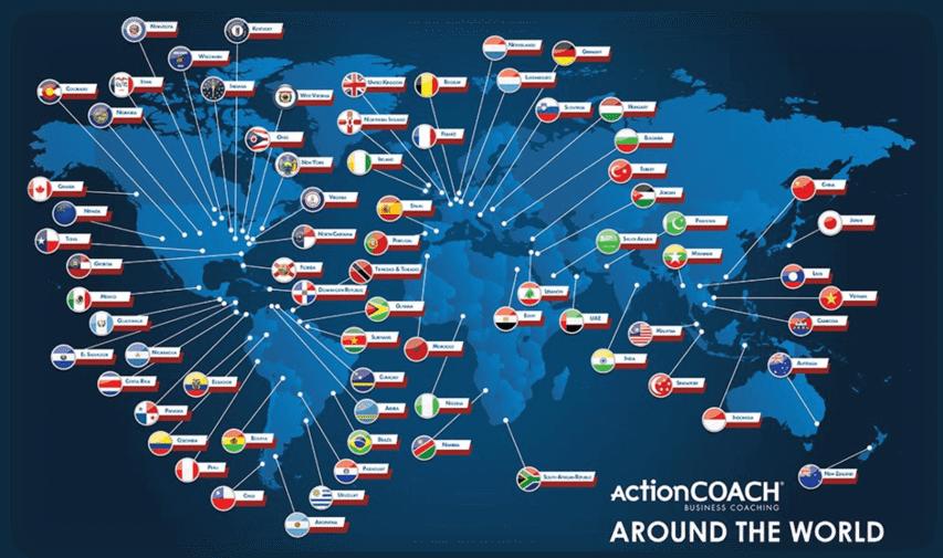 Action Coach Around the World