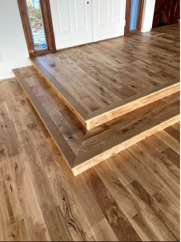 Wood floor example 3