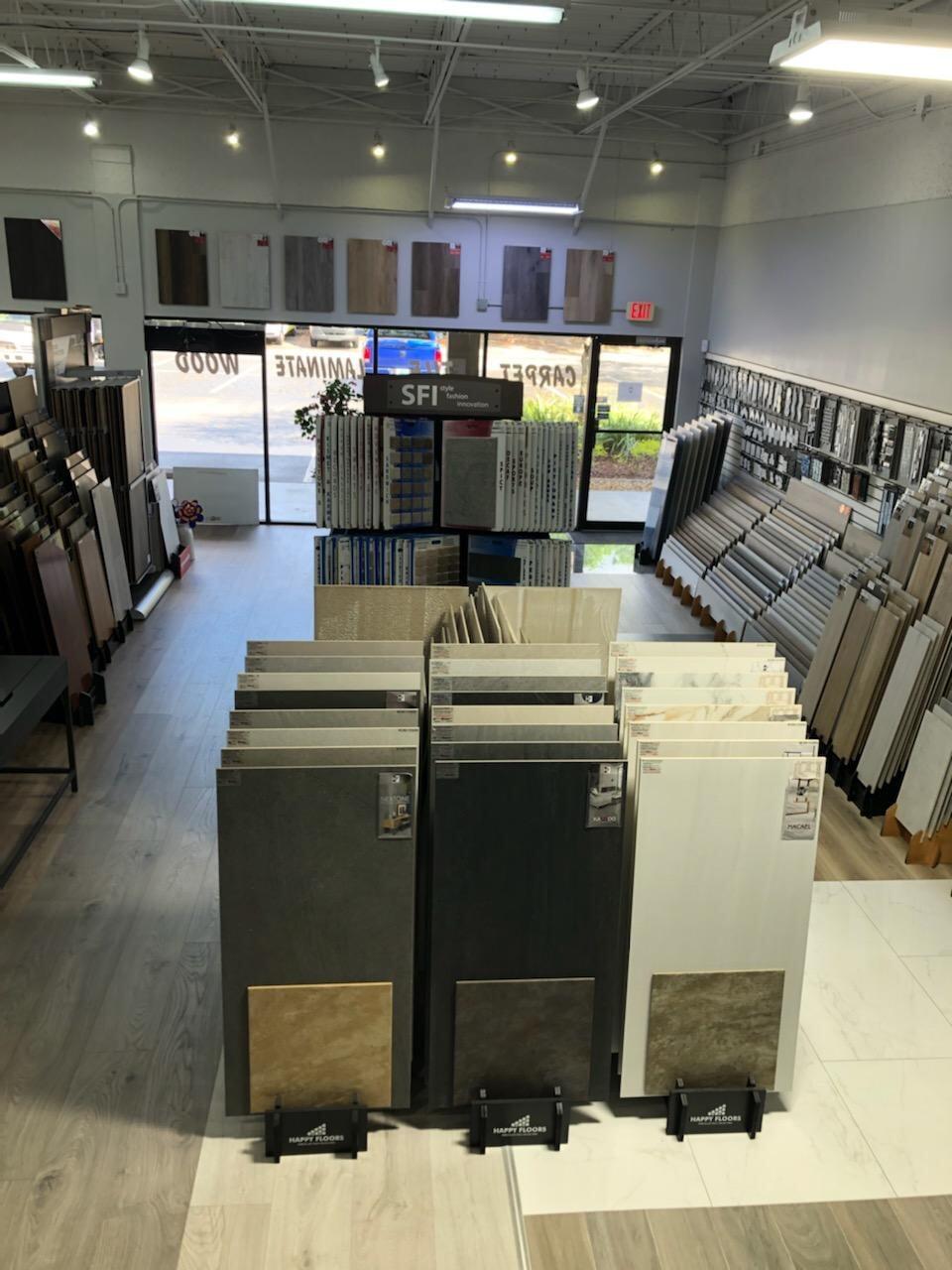 Tile flooring options for your Davie, FL home from 3 Guys Flooring