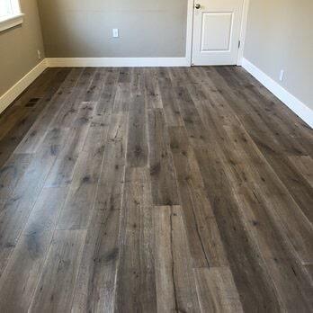 Vinyl plank flooring in Mooresville, NC from Space Floors