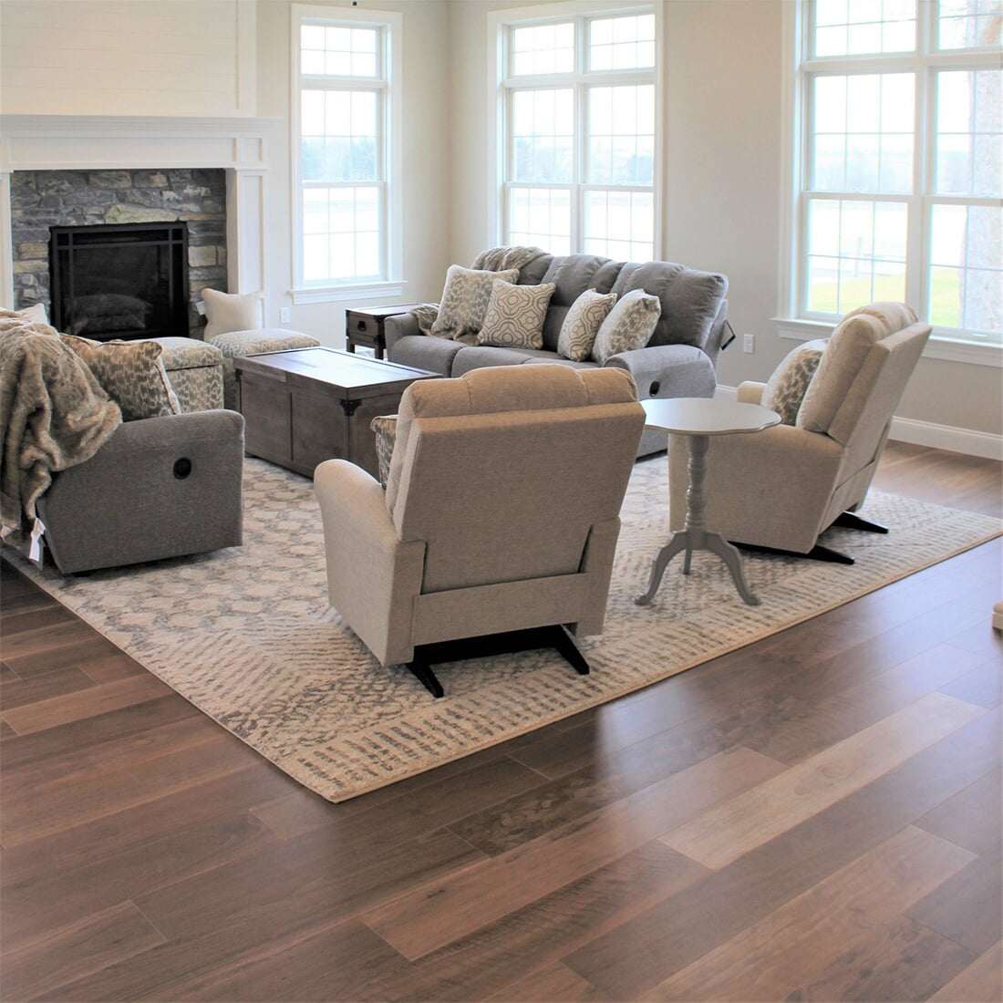 Wood floors in Lebanon, PA from Nolt's Floor Covering, Inc.