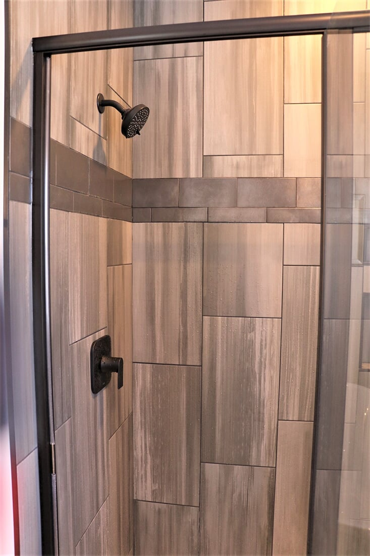 Shower tile in Lancaster, PA from Nolt's Floor Covering, Inc.
