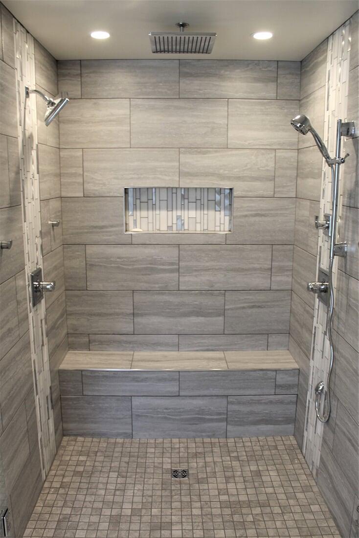 Shower tiles in Lititz, PA from Nolt's Floor Covering, Inc.