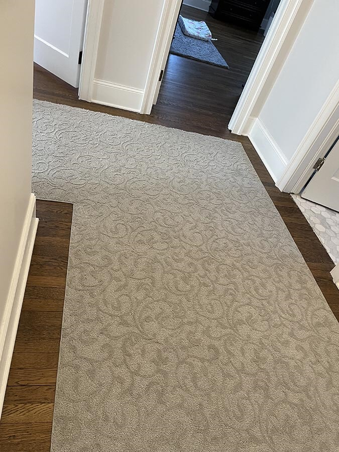 Runner from Olden Carpet and Flooring in Doylestown, PA