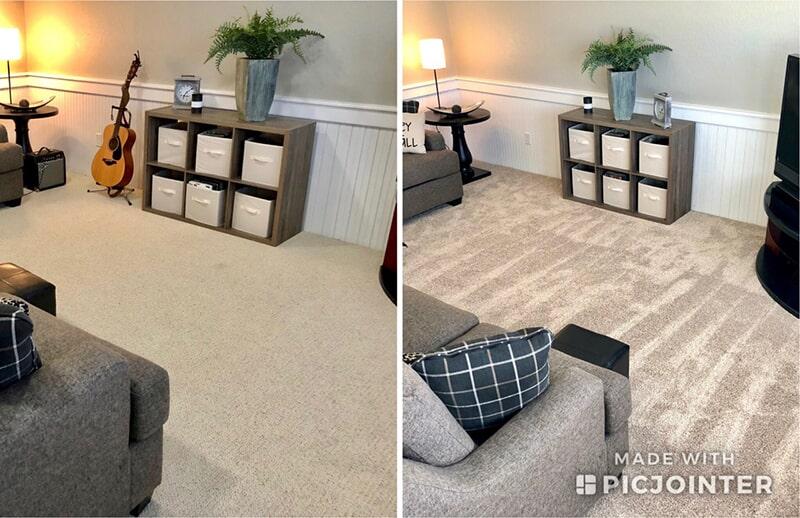 garrett new carpet
