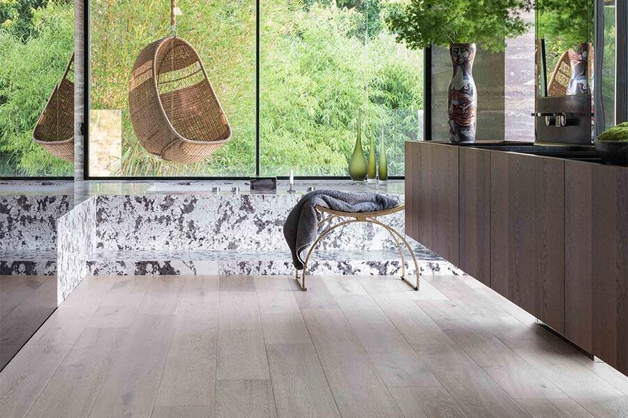 The El Dorado Hills, CA area's best hardwood flooring store is Central Valley Floor Design