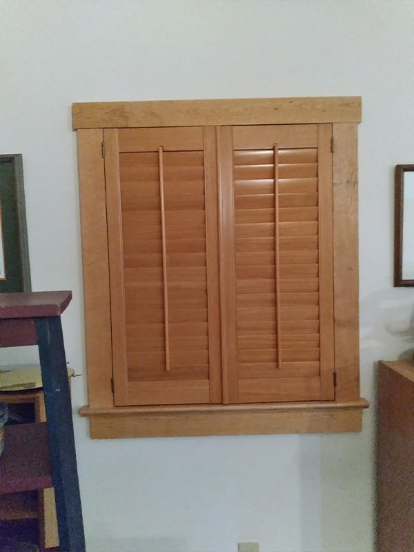 Wood blinds in Bloomsburg, PA from Kissingers Floor & Wall