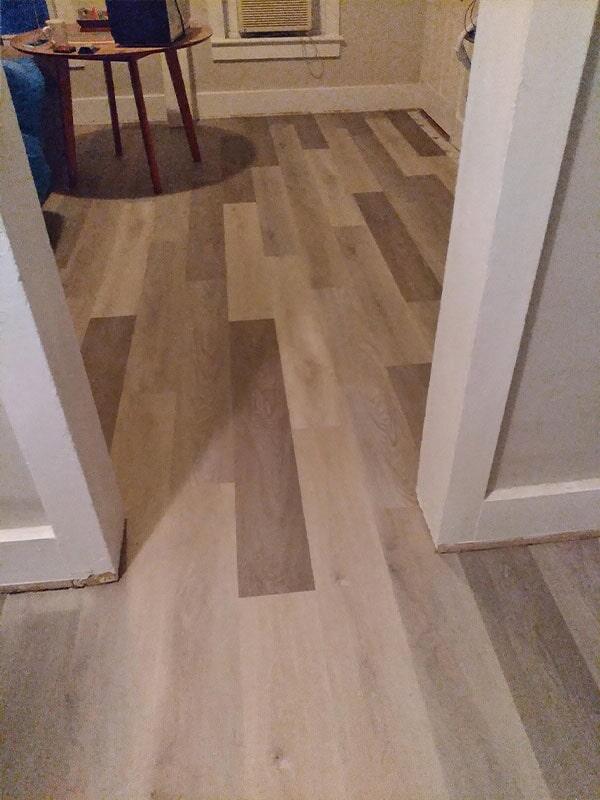 Hardwood flooring in Millersburg, PA from Kissingers Floor & Wall