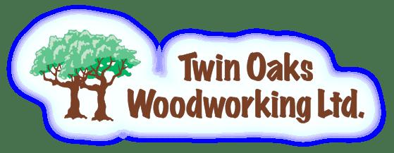 Twin Oaks Woodworking Ltd. Logo