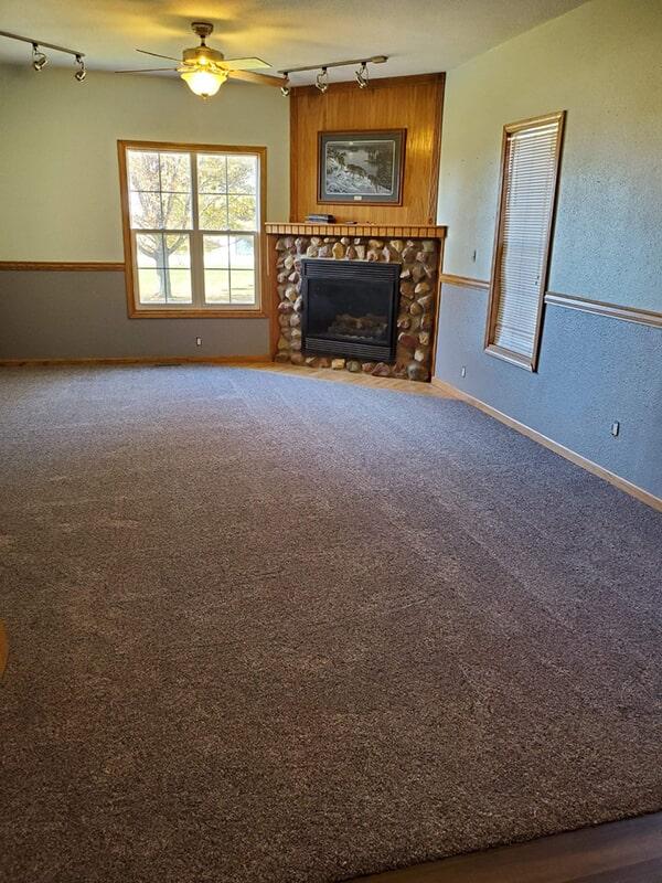 Carpet flooring in Waukee, IA from Floors 4 Iowa
