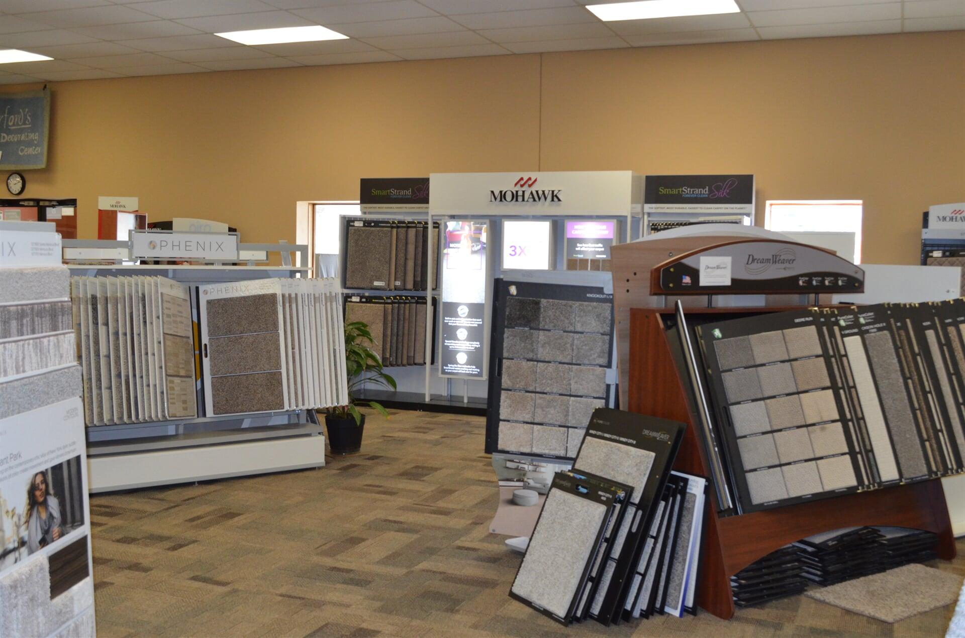 Carpet flooring in Harrison, NE from Morford's Decorating Center