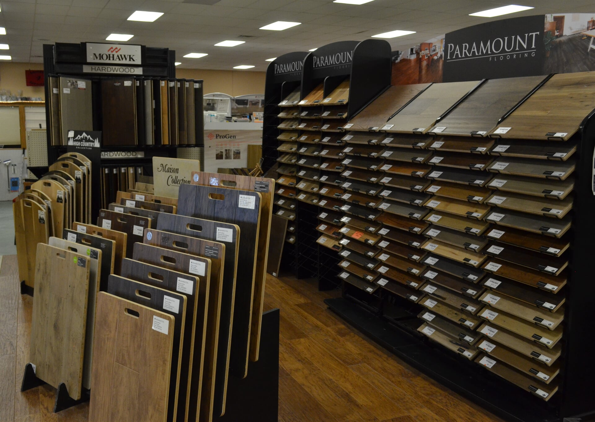 Hardwood in Hay Springs, NE from Morford's Decorating Center