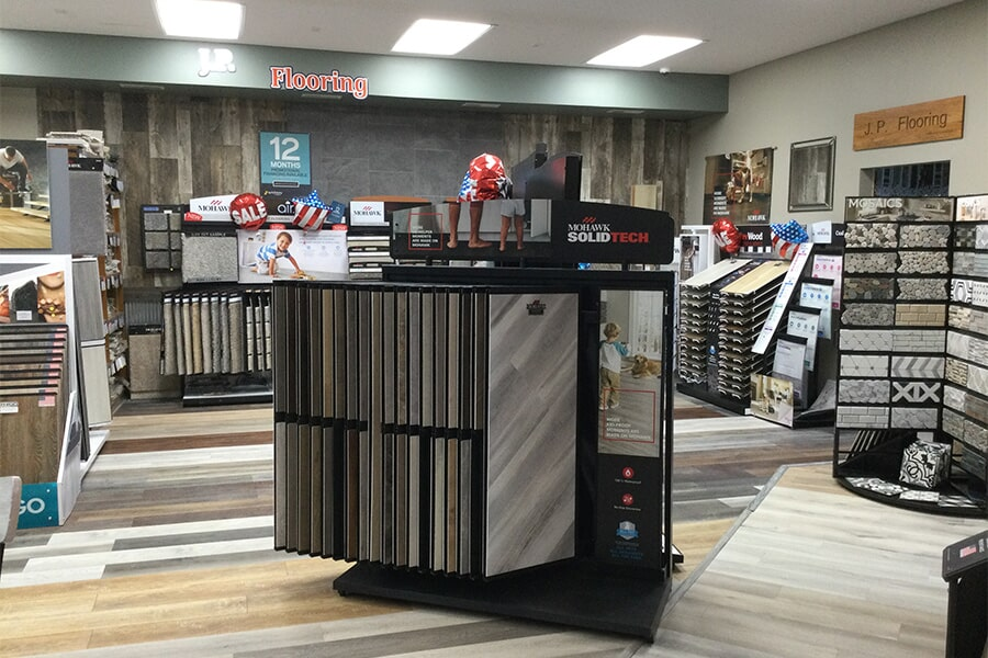 Mohawk SolidTech for your Rockwell City, IA home from J.P. Flooring