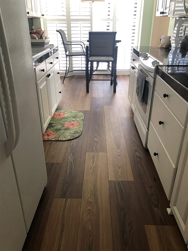 Just installed Karastan's Refined Forest color Cedar for Carol & Jerry N in Boca Raton from Capitol Carpet & Tile and Window Fashions