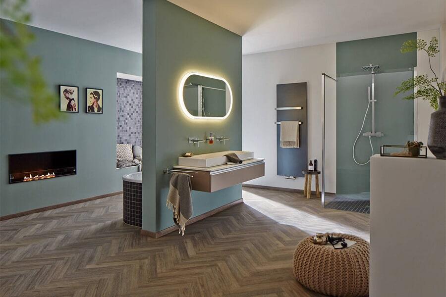 The Cork, Ireland area's best luxury vinyl flooring store is AreA Carpet & Floor