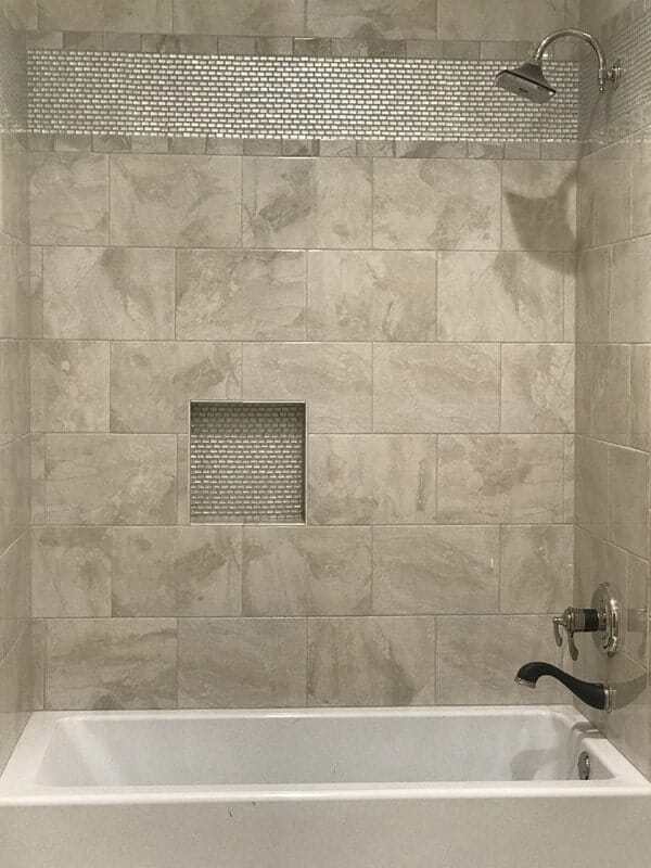 Custom shower accents in Baton Rouge, LA from Marchand's Interior & Hardware