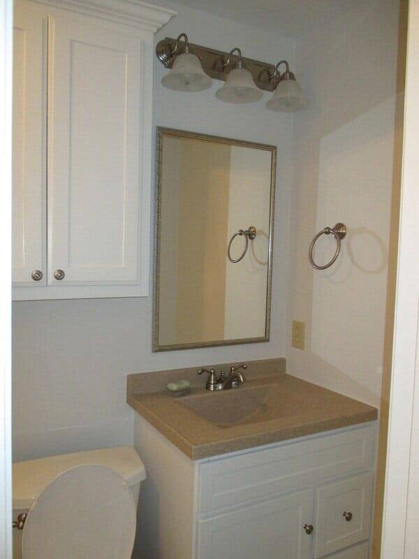 Bathroom vanity in Donaldsonville, LA from Marchand's Interior & Hardware
