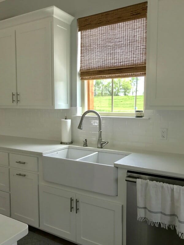 Farmhouse sink in Gonzales, LA from Marchand's Interior & Hardware