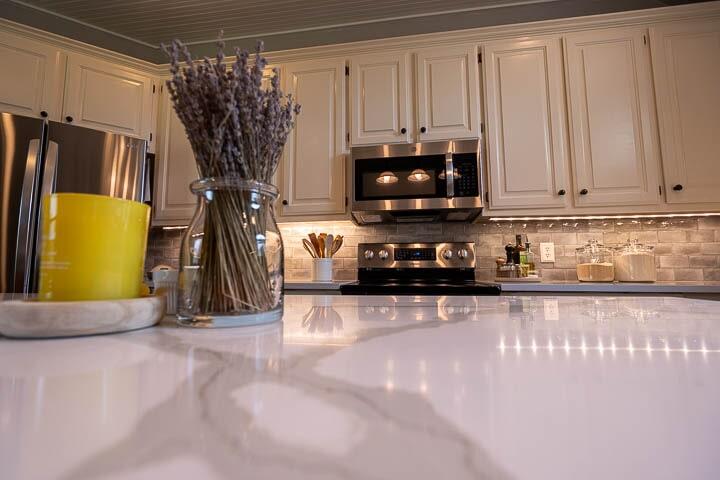 Kitchen remodel in Lewisville, TX from Floor & Wall Design