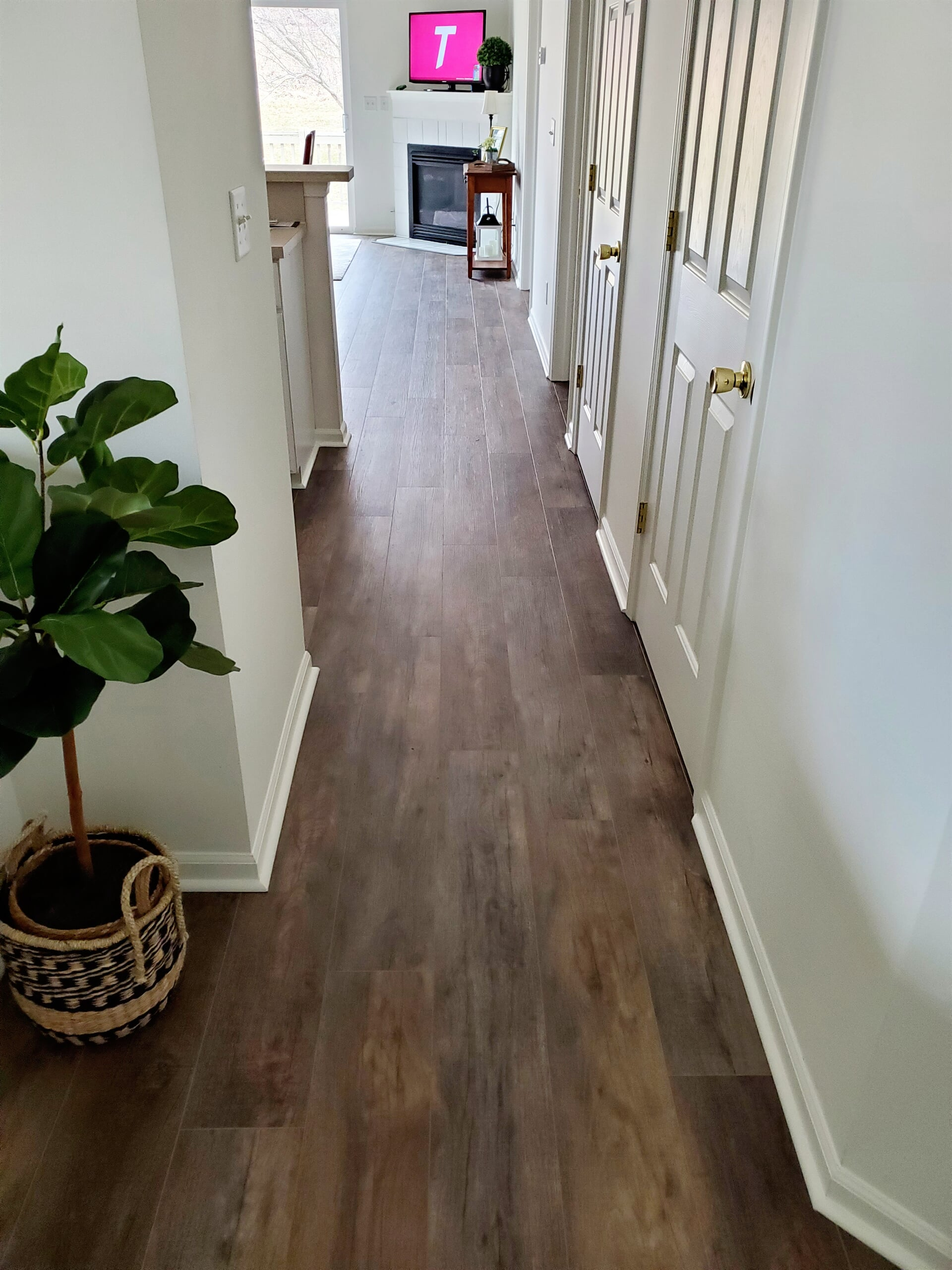 Plank flooring in Lansing, MI from Absolute Floor Covering