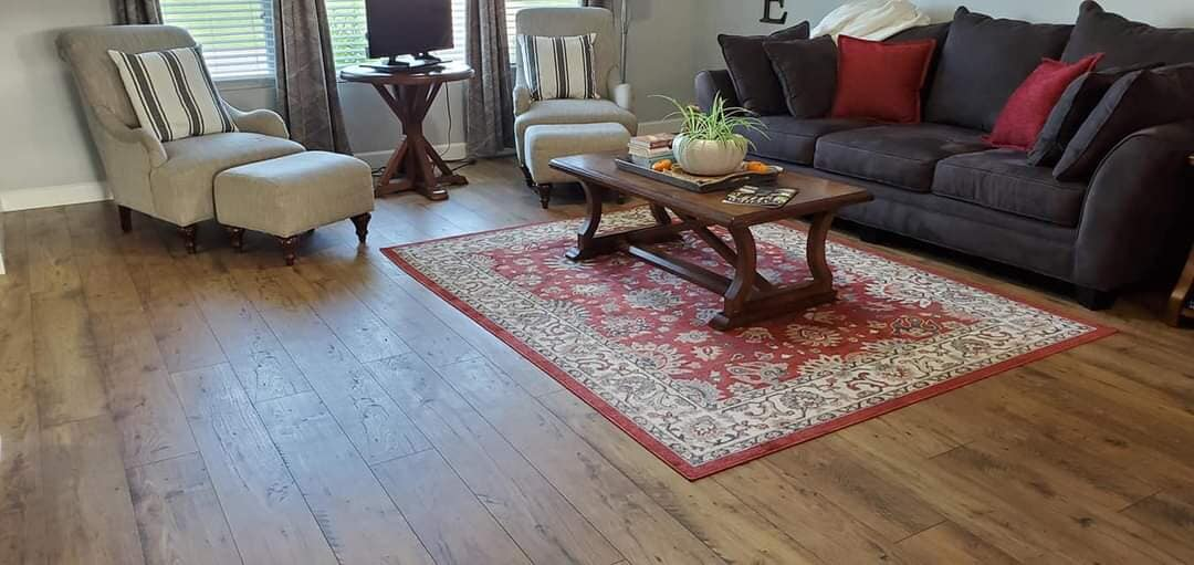 Rustic hardwood flooring in Holland, MI from Absolute Floor Covering