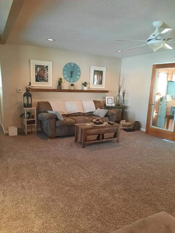 Carpet installation in Kalamazoo, MI from Absolute Floor Covering