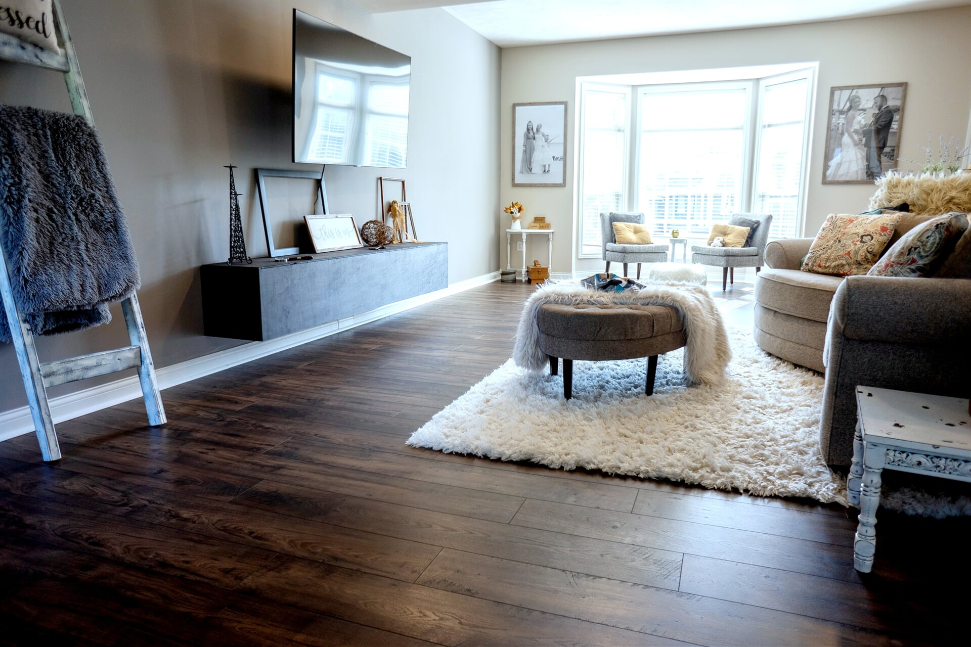 Modern hardwood flooring in Holland, MI from Absolute Floor Covering