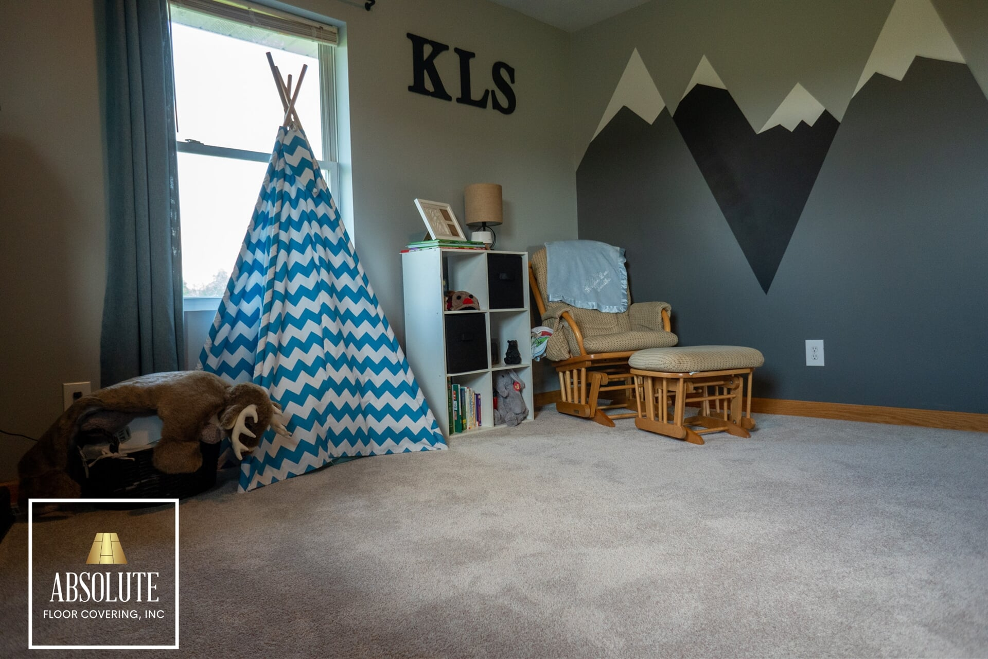 Family-friendly carpet in Kalamazoo, MI from Absolute Floor Covering