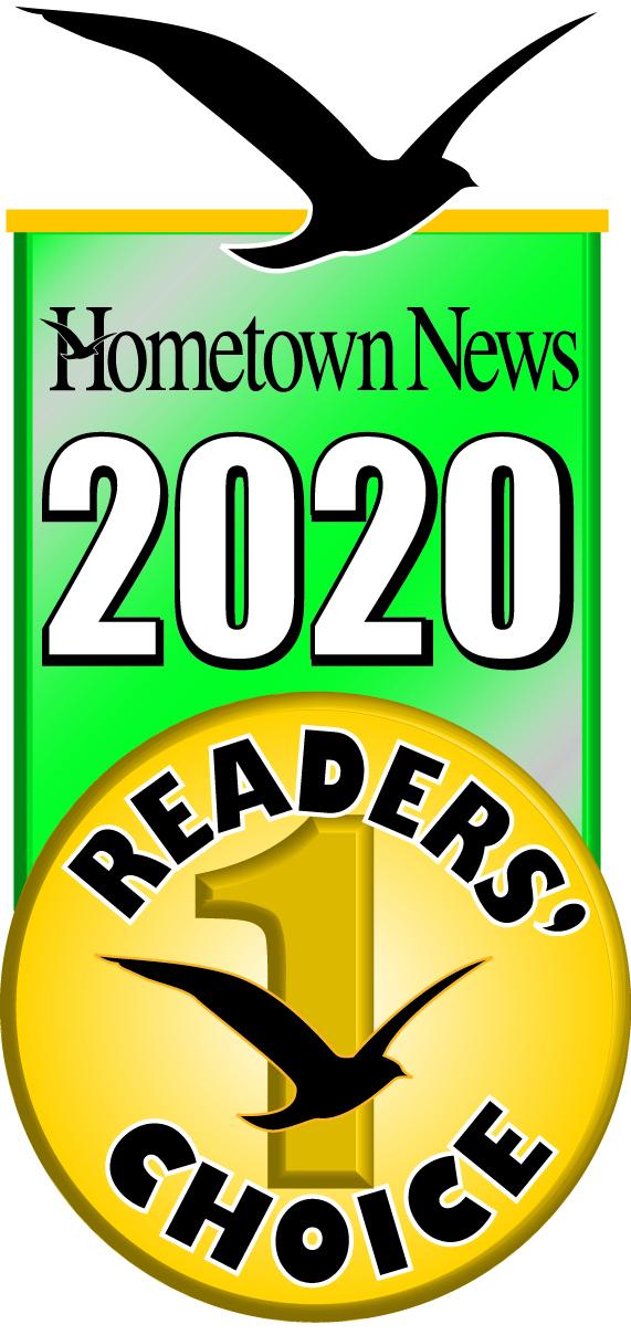 2020 Readers' Choice Award