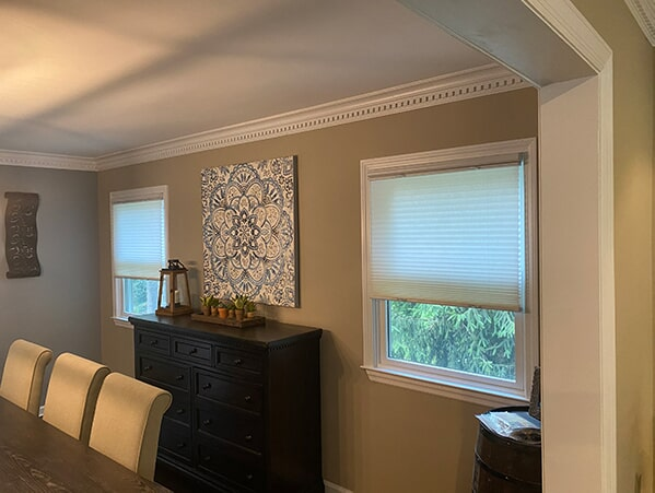 Window treatments in Greenwich, NY from White Plains Carpets, Floors & Blinds