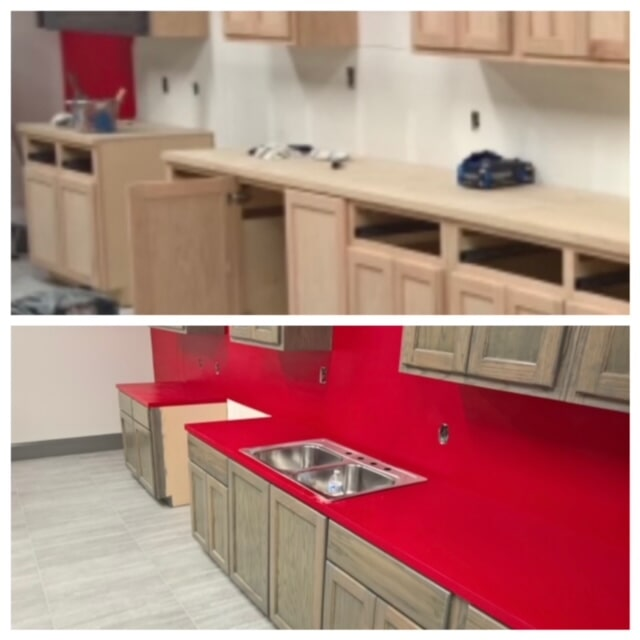 Cabinetry installation in Baton Rouge, LA from Marchand's Interior & Hardware