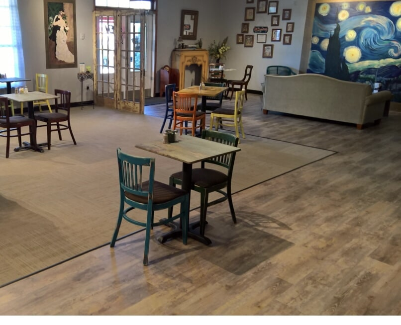 Common area in Baton Rouge, LA from Marchand's Interior & Hardware