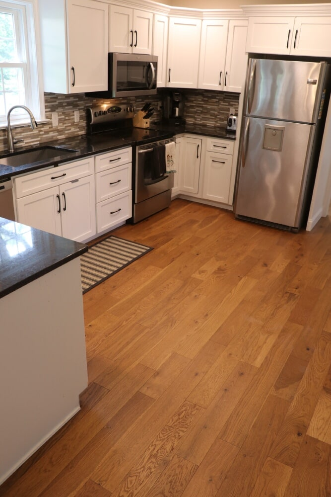 Hardwood flooring in Harrisburg, PA from Nolt's Floor Covering, Inc.