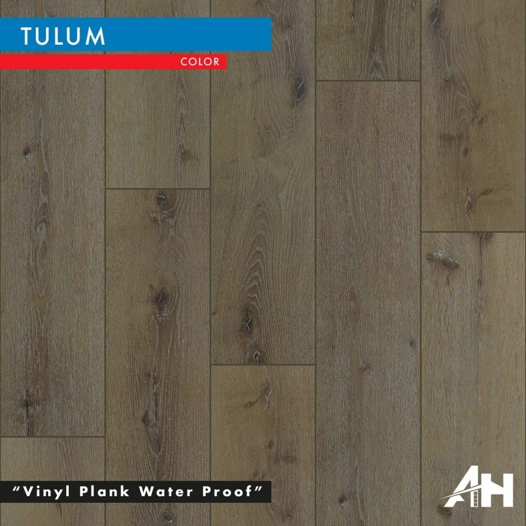 Vinyl Plank Waterproof Tulum