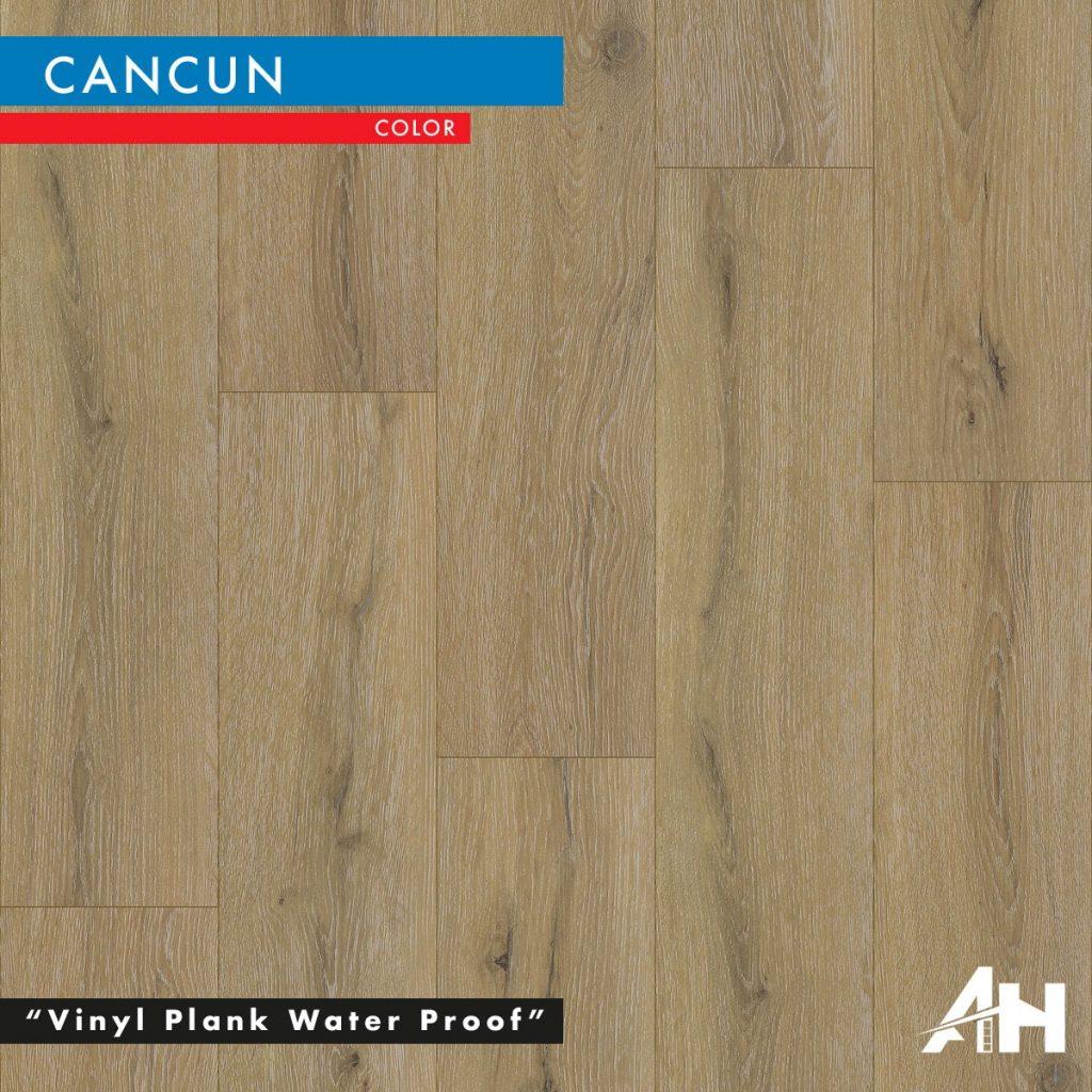 Vinyl Plank Waterproof Cancun